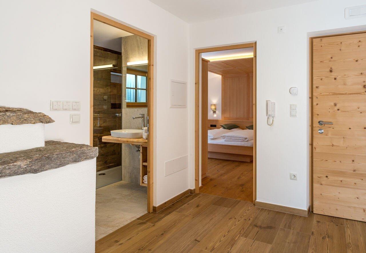 Bäckerhof Appartamento Vacanza zona ingreso