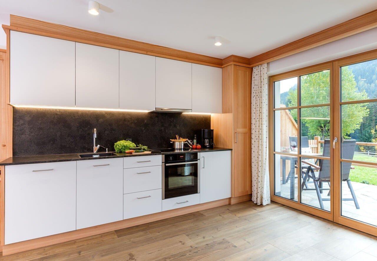 Bäckerhof Appartamento Vacanza Cucina