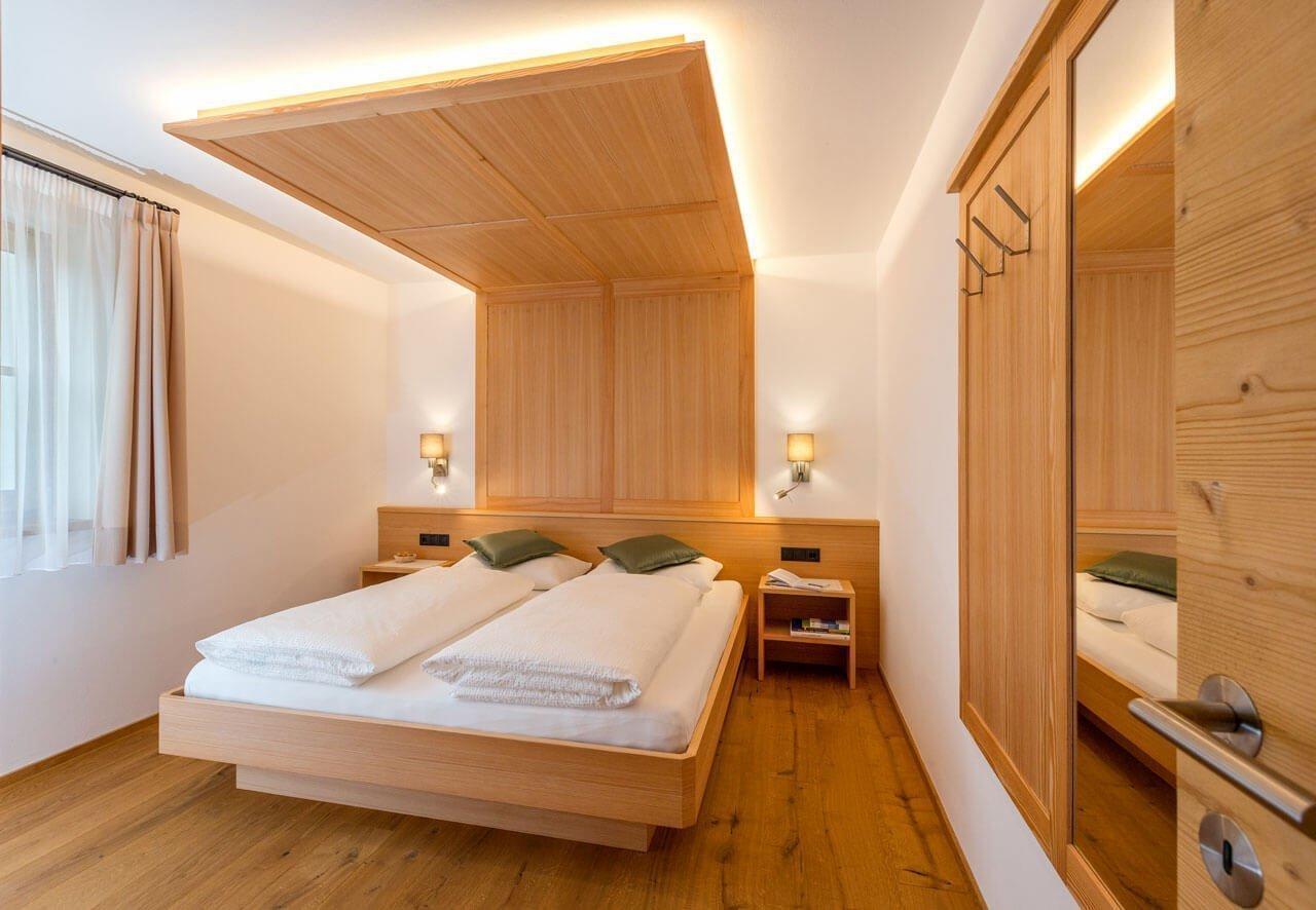 Bäckerhof Appartamento Vacanza  camera da letto