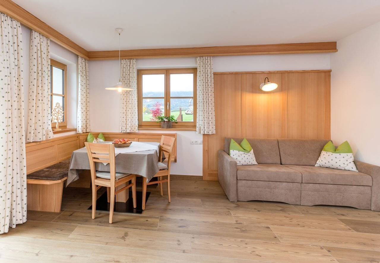 Bäckerhof Appartamento Vacanza Zona giorno
