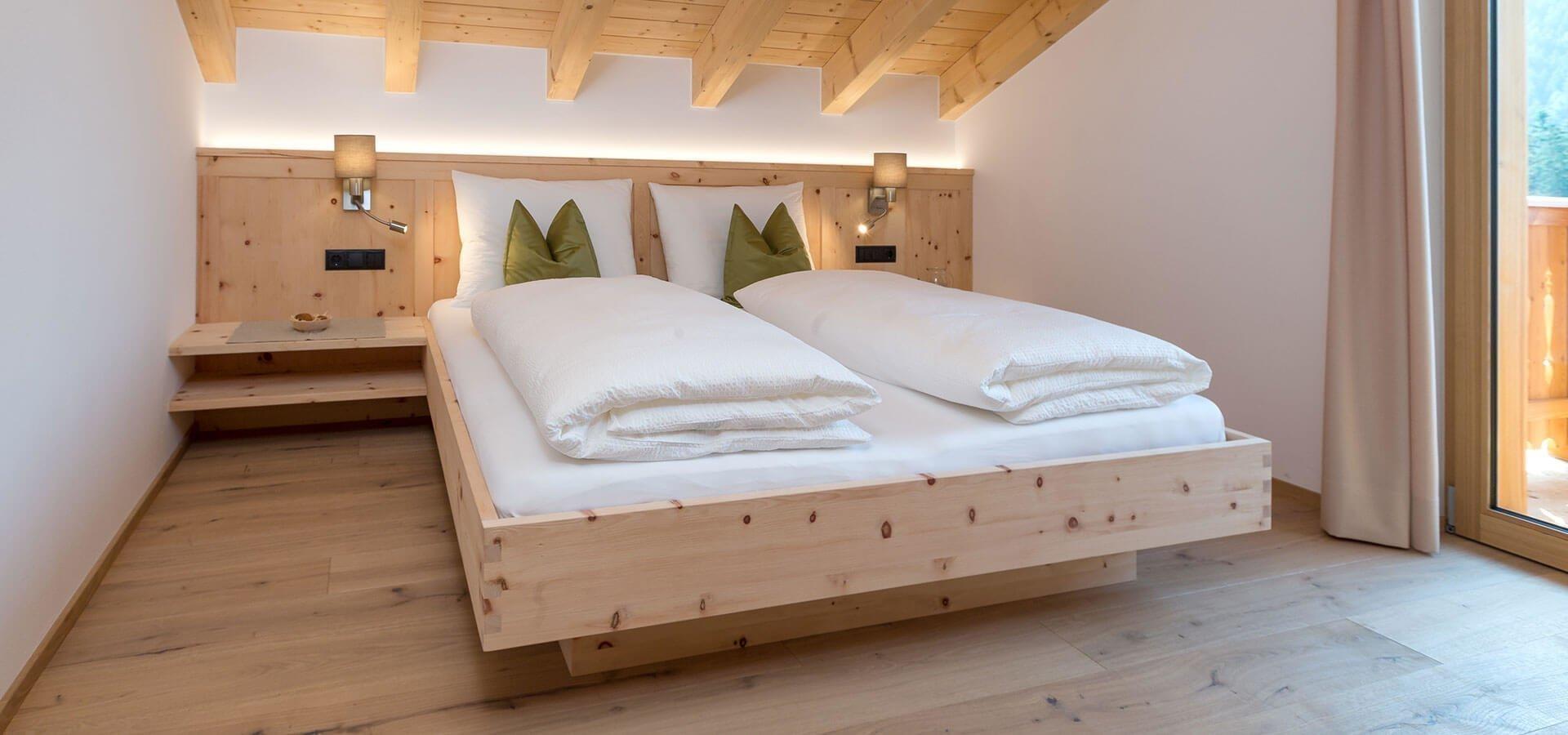 Maso Bäckerhof Alto Adige - Accoglienti appartamenti per le vacanze fino a 4 persone