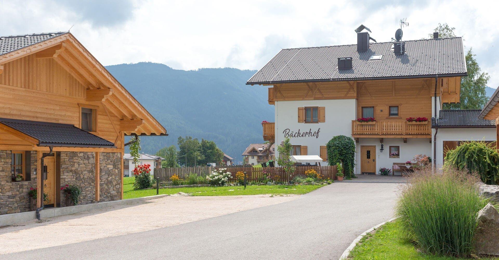 Bäckerhof Ferienwohnen Taisten Welsberg