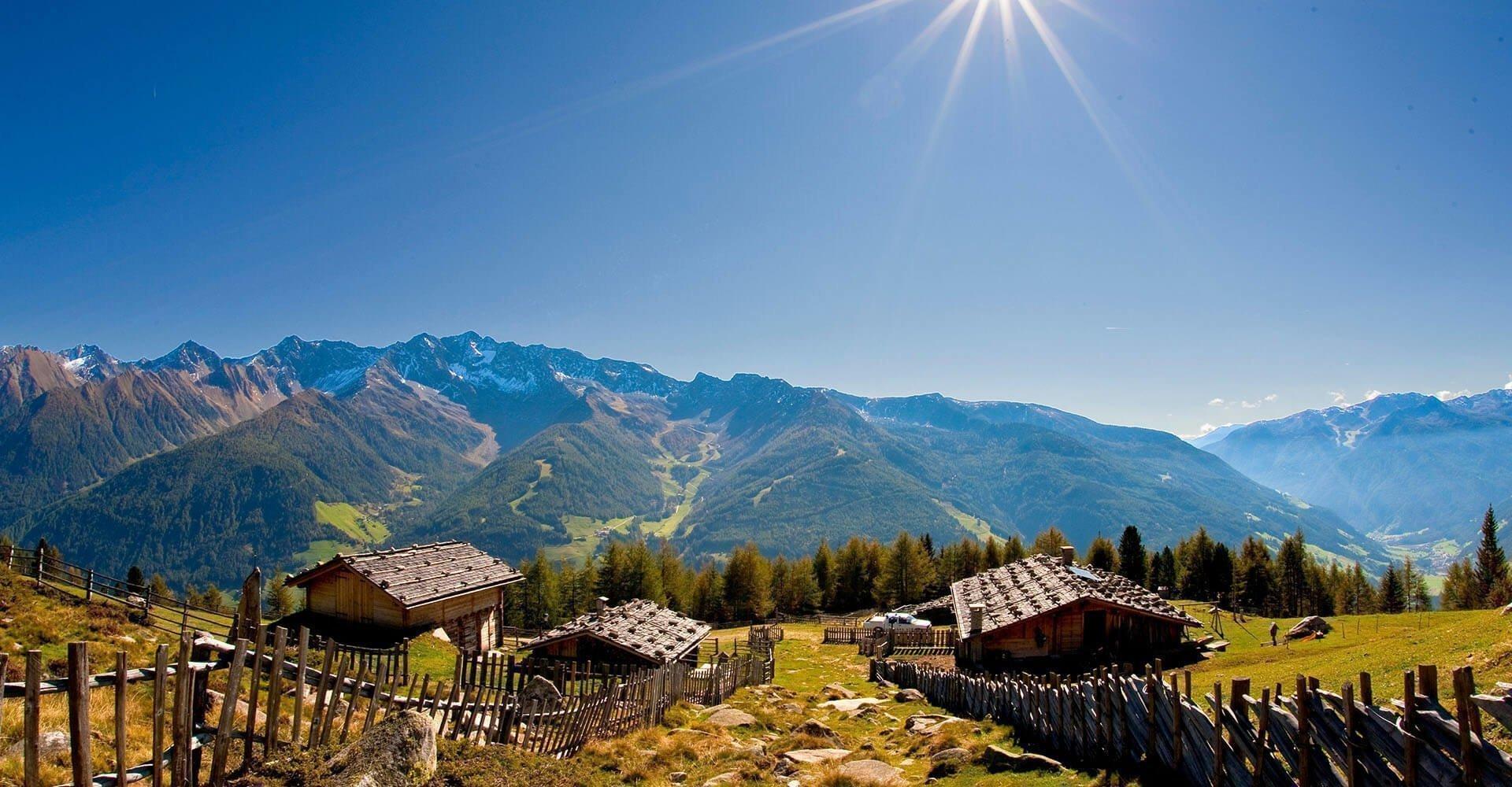 Bäckerhof Südtirol | Urlaub am BauernhofIhre Ferienwohnung in Taisten Welsberg