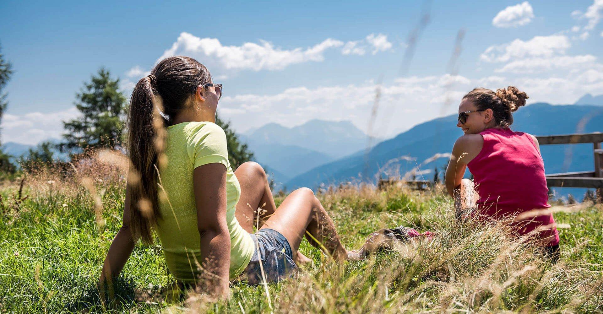 Bäckerhof in Südtirol - Urlaub im Pustertal in den Dolomiten