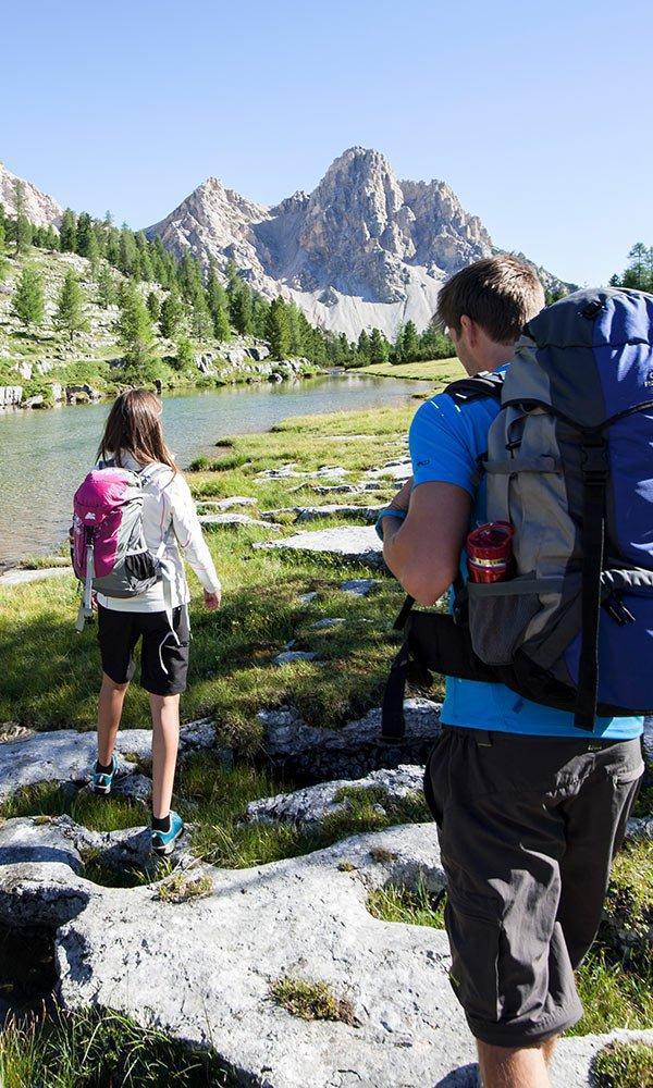 Maso Bäckerhof Alto Adige - vacanza escursionistica Monguelfo-Tesido