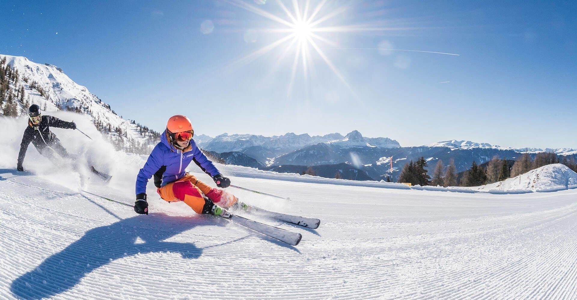 Winterurlaub am Bäckerhof im Gsieser Tal | Skigebiet Kronplatz Südtirol